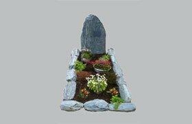 ruwe-grafstenen