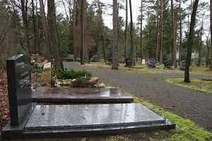 Nieuwe Algemene Begraafplaats Doorn, bosgraven