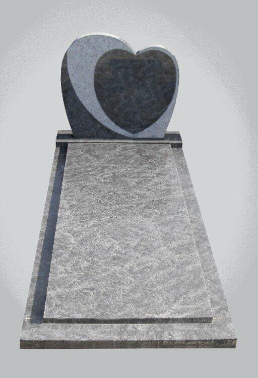 grafstenen hart graniet orion