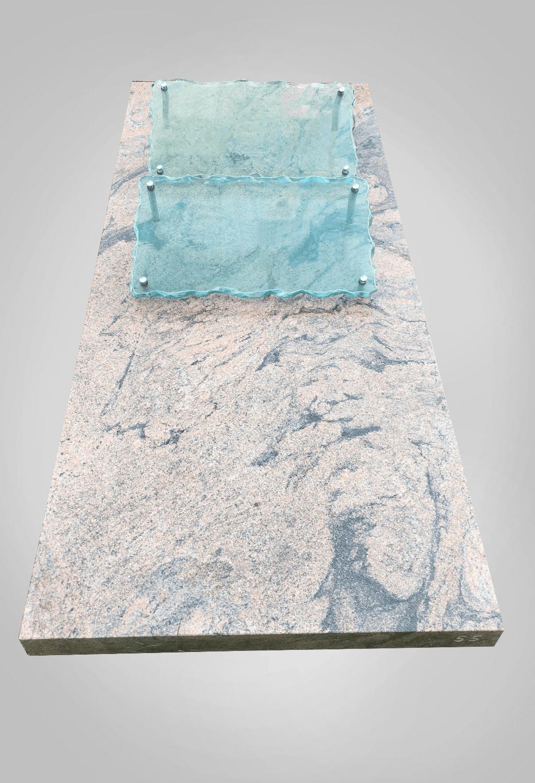 Liggende grafsteen model 12 Ewijkgrafstenen.nl