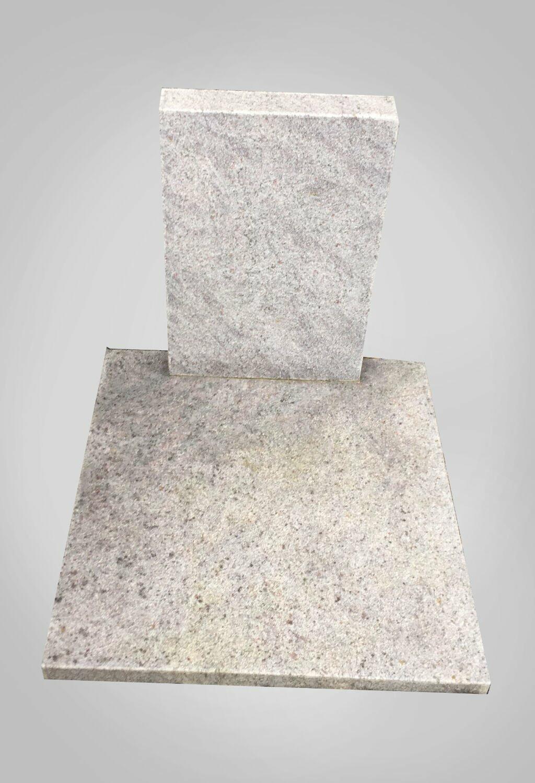 Eenvoudige grafsteen model 5 Ewijkgrafstenen.nl