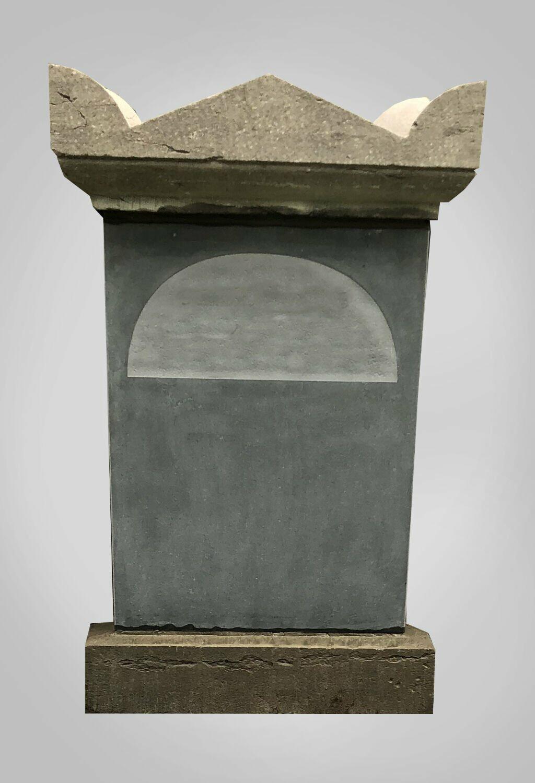 Klassieke grafsteen model 5 Ewijkgrafstenen.nl