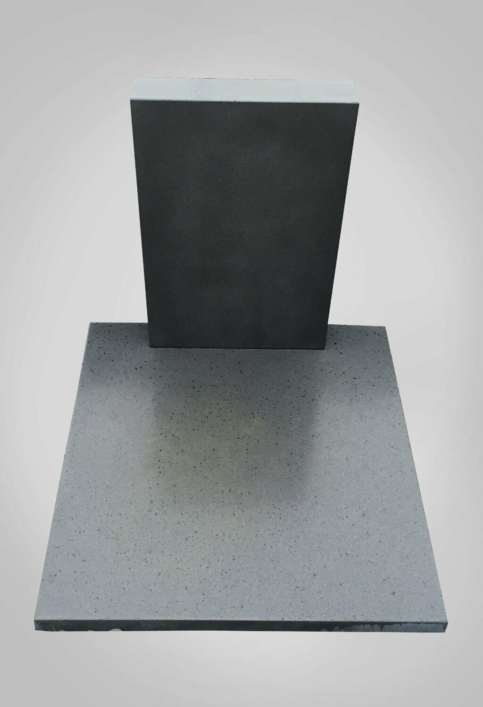 Eenvoudige grafsteen model 6 Ewijkgrafstenen.nl