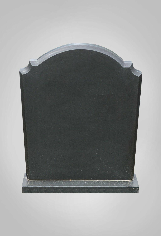 Staande grafsteen model 6 Ewijkgrafstenen.nl