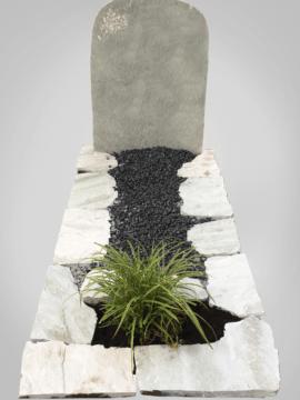 Witte-grafsteen-Ewijkgrafsteen-4