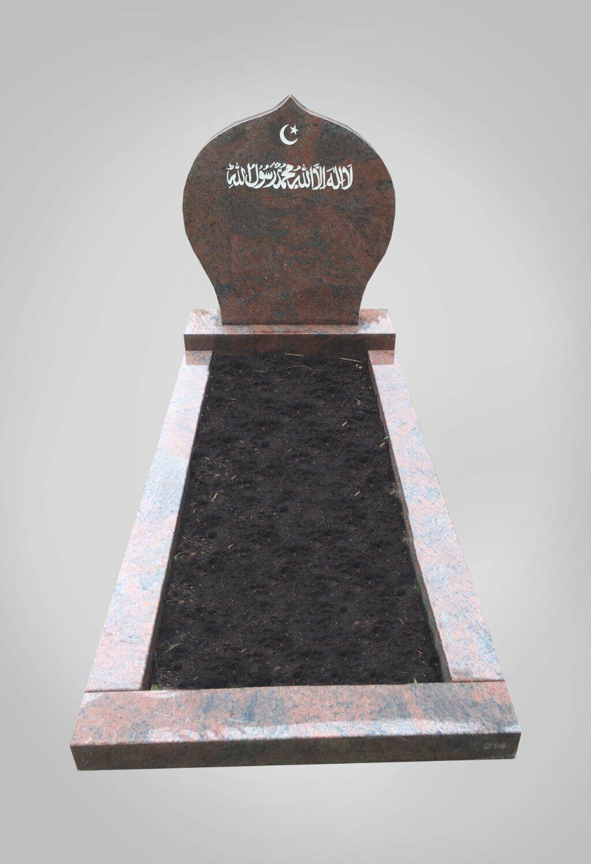 Islamitische grafstenen