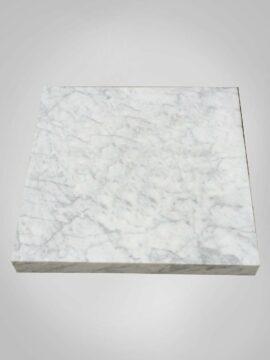 Witte grafsteen 15