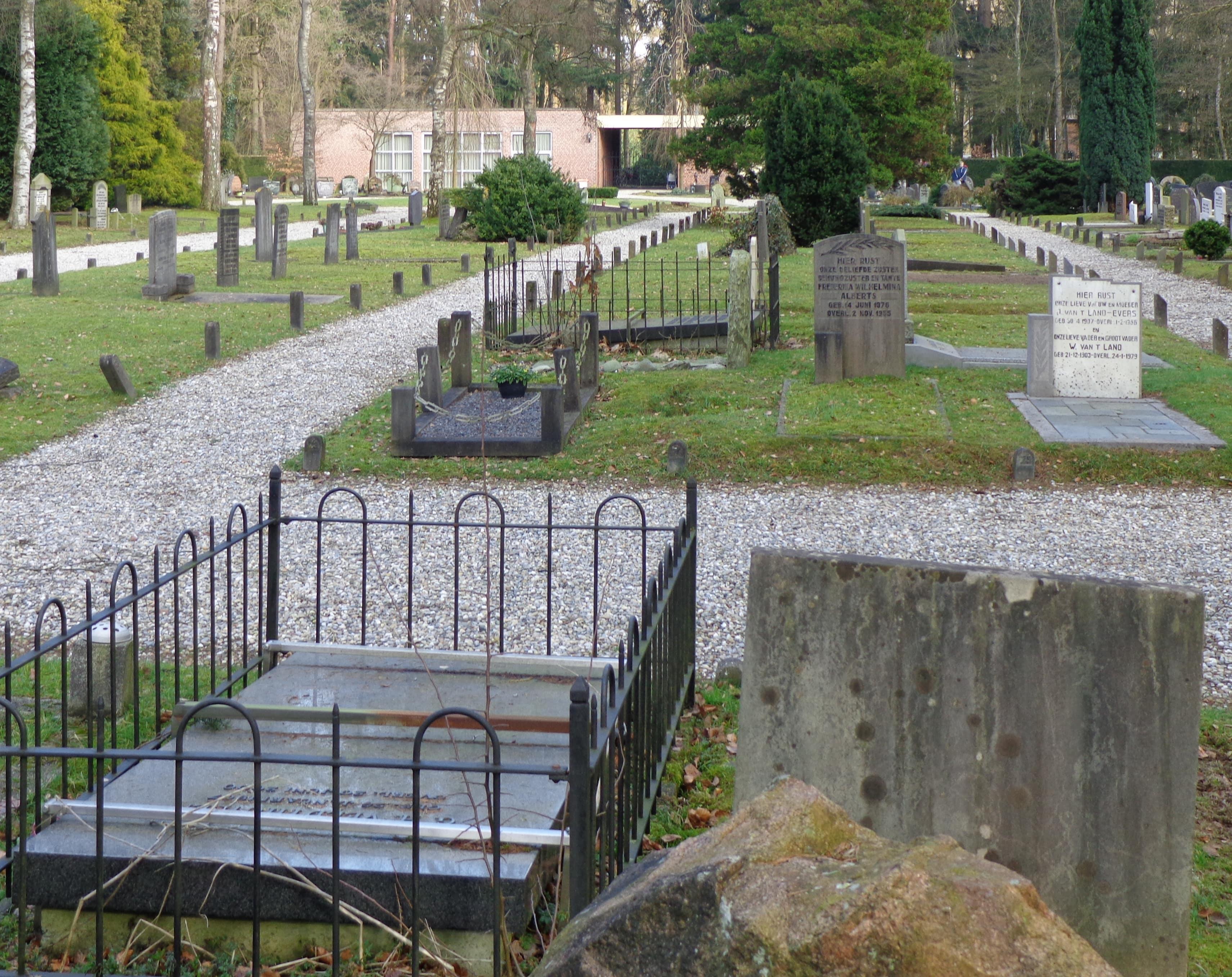 Grafstenen Maarn